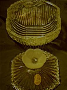 LA FLEUR CANDYBOX CRYSTAL ANNA HUTTE GERMANY image 2