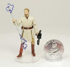 Star Wars Rots Hasbro - Obi Wan Kenobi - 30° Ann - #30-05 Sciolto - $7.98