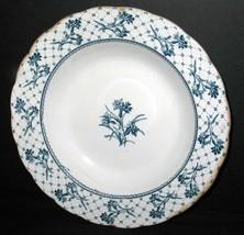 Staffordshire Brownfield Harvard Blue Transferware Bowl - $53.99