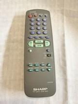 SHARP GA035SB TV Remote 20F540 20UFS1 25C340 27C530 32C530 32C540 32F540 SH11 - $2.97