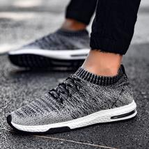 Shoes Running Stretch Breathable Shoes High Mesh Men Sports quality SwPacq6c7