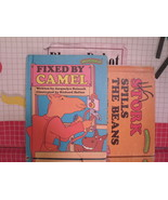 Sweet Pickles Lot - Fixed By Camel & Stork Spills the Beans HC Hefter - $8.55