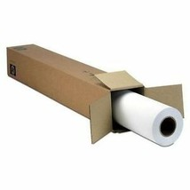 "HP Designjet Inkjet Large Format Paper,4.9 mil, 24"" x 150 ft, White Q1404A - $23.95"
