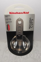 4 Pc Kitchenaid Professional Series Stainless Steel Measuring Cups KG058... - $19.79