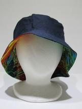 BOFF Reversible Bucket Cap Hat Plain / Printed Style Size M - £14.58 GBP