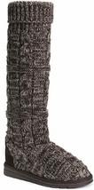 NEW!!! MUK LUKS Women's Shelly Boot Brown  Size 8 (Med) - $34.64