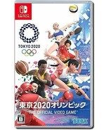 Tokyo 2020 Olympic Games The Official Video Game - Switch Japan - $92.36
