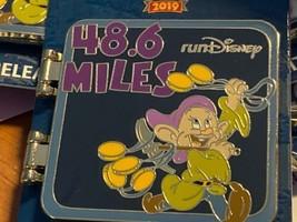 RunDisney 2019 Pin 48.6 Miles Marathon Weekend Disney I Did It Dopey Challenge - $13.99