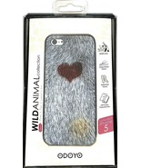 Odoyo Cell Phone case for Apple iPhone 5 / 5s Wild Animal print - $2.97