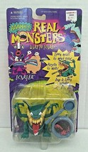 Mattel 1995 Nickelodeon AAAHH!!! Real Monsters Dare to Scare Scarfer Figure - $26.00