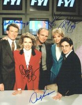 Murphy Brown Cast Signed 11x14 Photo Certified Authentic JSA COA - $494.99