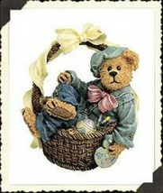 "Boyds Bearstone ""Rembrandt.. Eggsellent Work"" #227790 -1E- 2002- Retired - $24.99"