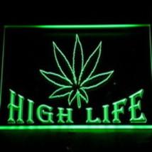 Neon Light Sign High Life Lamp Light   - $29.99