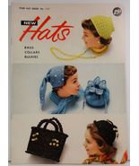 New Hats Star Book No. 117 The American Thread Company - $3.99