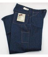 JCPenney Big Mac Men's Industrial Jeans 14+oz Denim Extra 36x31 Indigo B... - $199.99