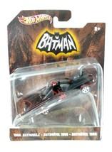 HOT WHEELS BATMAN 1966 BATMOBILE 1:50 SCALE FROM THE CLASSIC BATMAN TV S... - $19.79