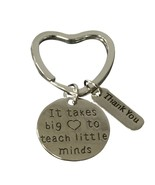 Teacher Keychain, Teacher Jewelry, Teacher Gift - Show Your Teacher Appr... - $9.99