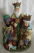 "The International Santa Claus Collection "" The Three Magi, Spain, 1995 SC19 - $9.89"