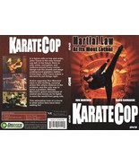 Karate Cop Martial Law At Its Most Lethal  DVD NEW SEALED RARE OOP Free ... - $14.85