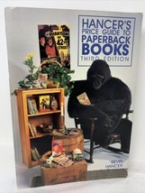 Hancers Price Guide to Paperback Books 3rd Edition Illustrated Soft Cove... - $9.89