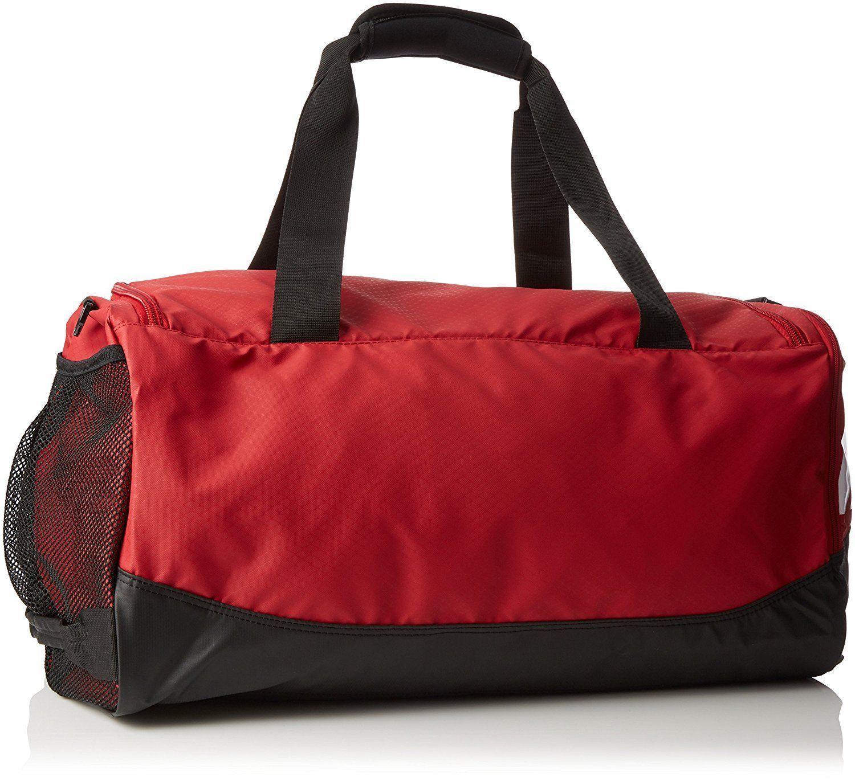 d79a23ed4 Nike Team Training Max Air Small Duffle Bag, BA4897 601 Red/Black/White