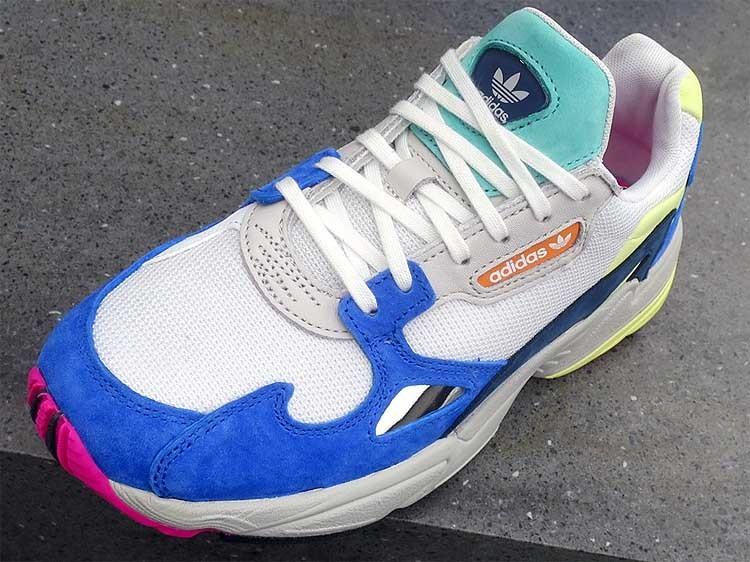 6dcfcdaaf371 Adidas Originals Falcon W Cloud White Blue and 50 similar items. Bb9174 1