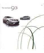 2008 SAAB 9-3 Sedan SportCombi brochure catalog 08 US 93 - $10.00