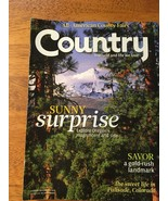 Country Magazine - The Land and Life We Love - Lot H - 6 Magazines - 201... - $10.00