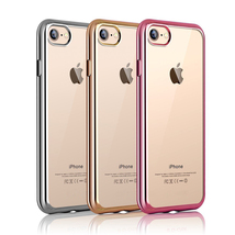 Case  Clear Soft TPU Gel Shockproof Cover for  iphone 5/ 6/6s Plus /7 /7... - $1.99+