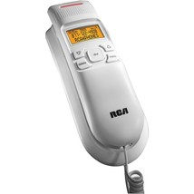 Rca Legend Series Amplified Slim-line Corded Phone With Caller Id - $33.32