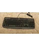 Logitech Internet 350 820-000172 USB Wired Keyboard - $15.79