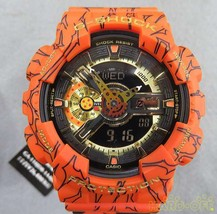 CASIO G-shock  wristwatch GA-110JDB-1A4JR Doragon Ball Z Box manual F/S NEW - $658.34