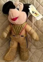 "Walt Disney World Space Mickey Bean bag 13"" - $5.94"