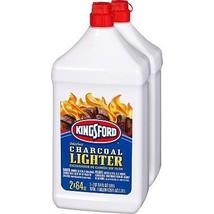 Kingsford® Charcoal Lighter Fluid - 2/64 oz. (Pack of 6) - $134.63