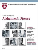 A Guide to Coping with Alzheimer's Disease (Harvard Medical School Speci... - $194.04