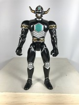1998 Bandai Power Rangers Lost Galaxy Magna Defender Black Action Figure... - $9.89