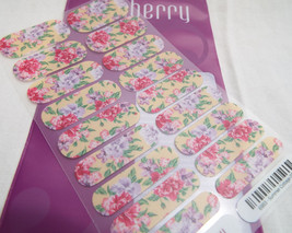 Jamberry Summer Cottage 0316 69B3 Heat Activated Nail Wrap (Full Sheet ) - $15.14