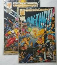 1993-1994 Malibu Comics Vol 1 Complete BREAK-TH... - $5.00