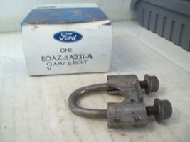 1980 FORD EXHAUST AIR TUBE CLAMP & BOLT EOAZ-5A231-A TRUCK VAN CAR - $12.86