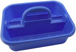 Dynalon 408164 HDPE Utility Carrier, Milliliters, Degree C, HDPE, Blue - $30.10