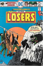 Our Fighting Forces Comic Book #163 The Losers, DC Comics 1976 FINE - $9.74