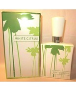 Bath & Body Works  New In Box  2.5 oz EDT  White Citrus box shows wear s... - $53.99