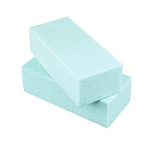 Standard Floral Dry Polystyrene Blocks Bricks Green Arts & Crafts Base L... - $7.20