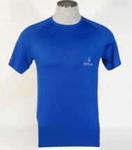 Polo Ralph Lauren Performance Blue Short Sleeve Athletic Shirt Mens NWT - $37.49