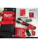 Milwaukee 2672-21s M18 FORCE LOGIC Cable Cutter Kit w/ 750 MCM & 477 ASC... - $1,386.00