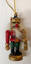 Nutcracker Wooden Ornament (D) - $7.50