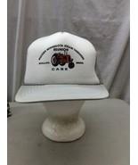 trucker hat baseball cap Vintage Snapback Mesh Rollag CASE MN Threshers ... - $39.99