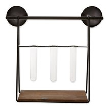 Wall Shelf With Vases - $29.99