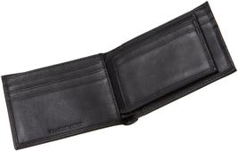 Calvin Klein Ck Men's Leather Bifold Id Wallet Key Chain Set Rfid 79220 image 15