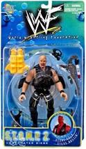 Stone Cold Steve Austin WWF STOMP Underwater Siege 2 WWE Action figure NIB - $22.27